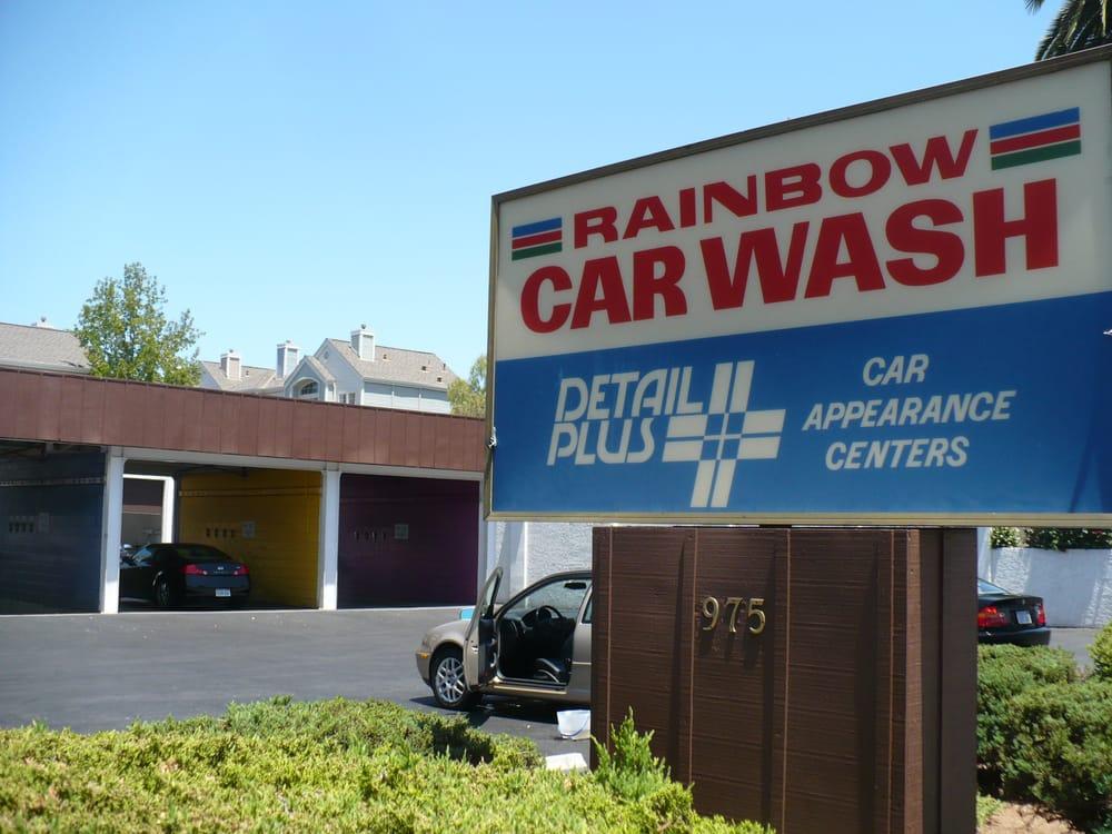 Rainbow Car Wash Sunnyvale Ca