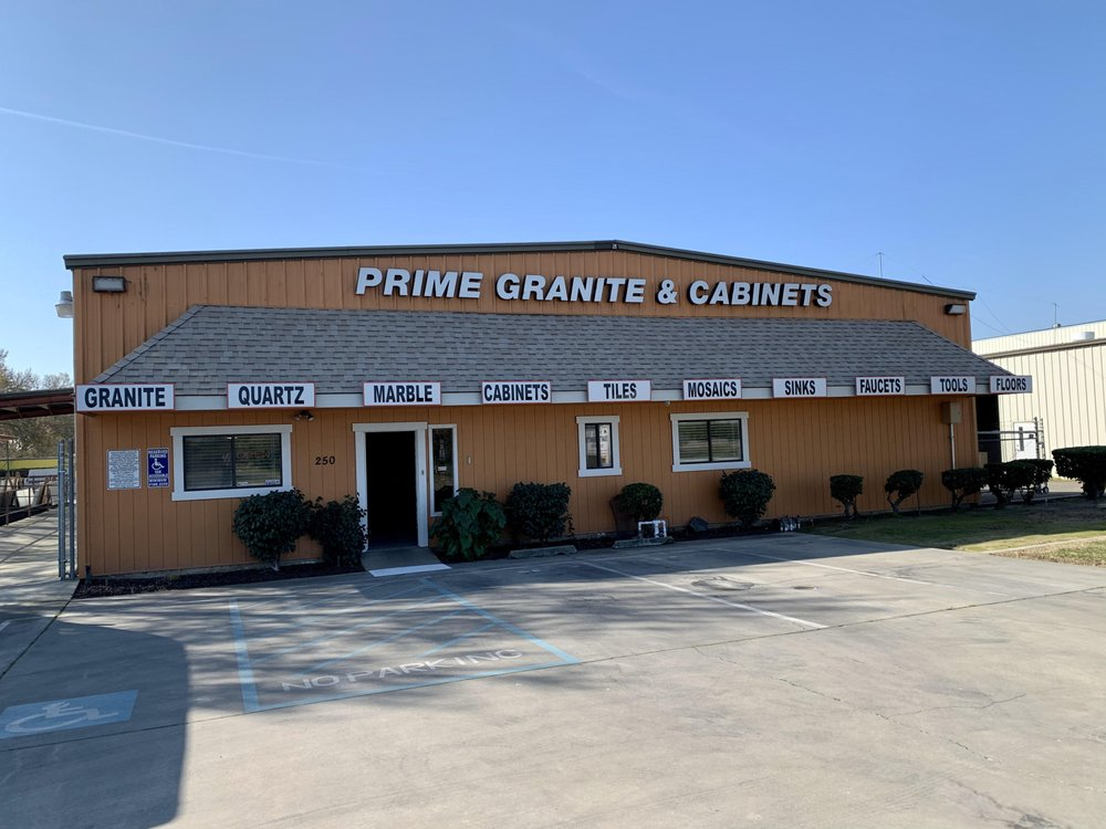 Prime Granite and Cabinets: 250 Commerce Ave, Atwater, CA
