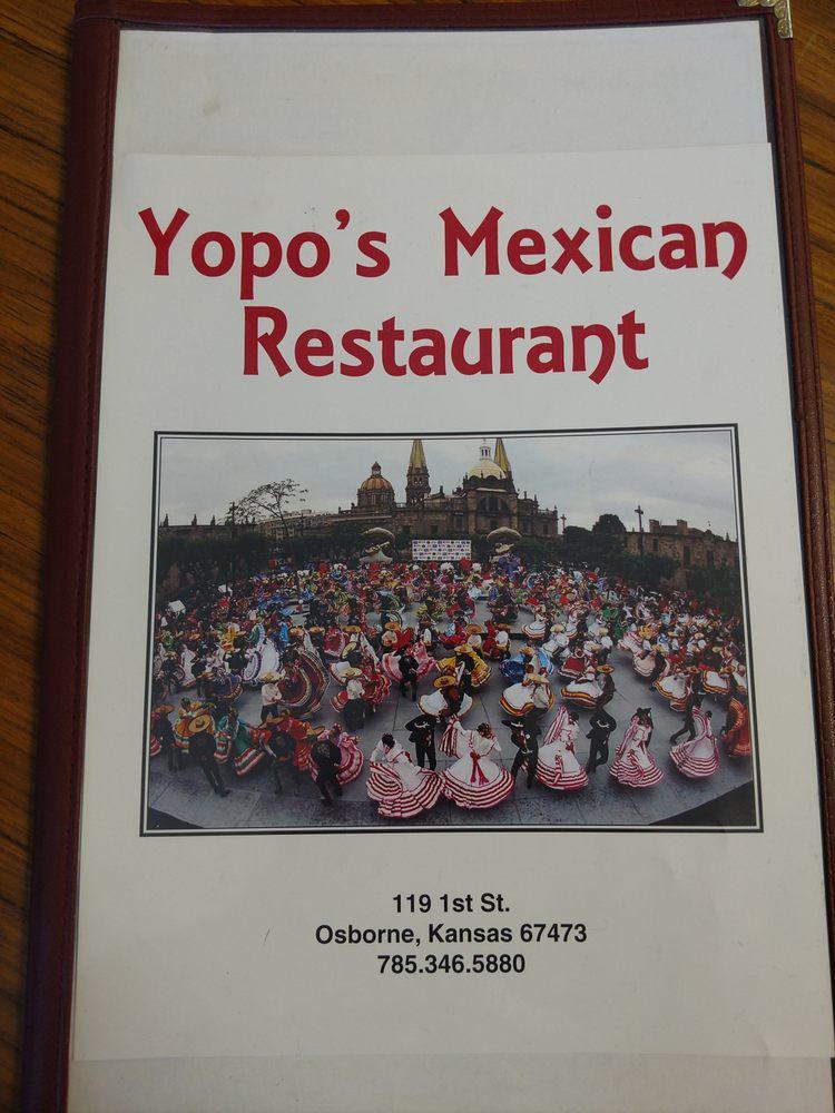 Yopos: 119 S 1st St, Osborne, KS