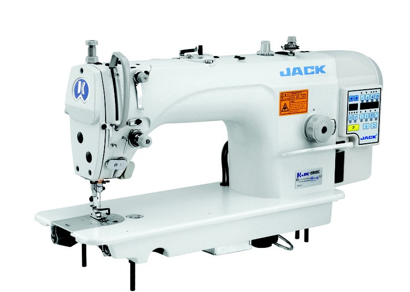JACK JKSHIRLEY IIE SINGLE NEEDLE LOCK STITCH AUTOMATIC DIGITAL Stunning Dh Sewing Machine
