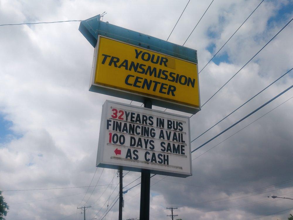 Always Your Transmission Center
