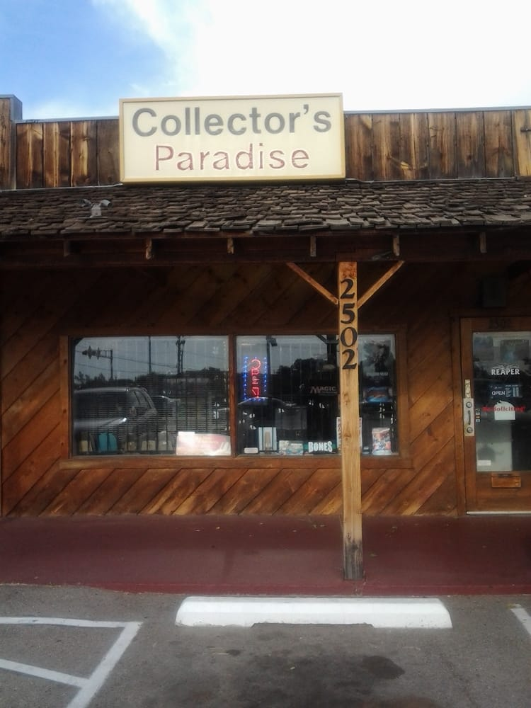 Collectors Paradise Hobby Shops 2502 Juan Tabo Blvd Ne