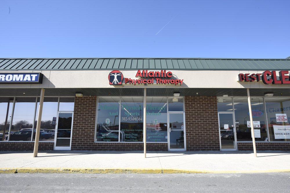 Atlantic Physical Therapy: 28632 DuPont Blvd, Millsboro, DE