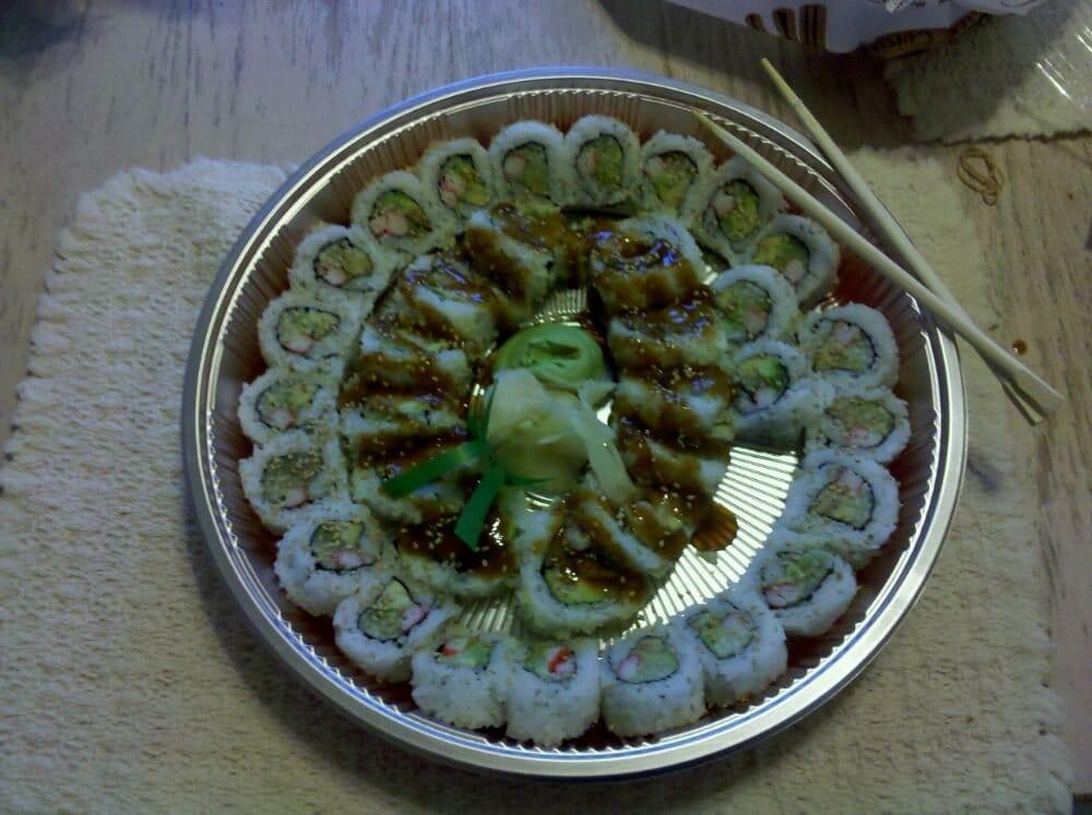New sushi boat @tokyo garden - Yelp