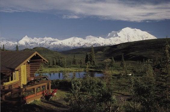 Camp Denali accommodation