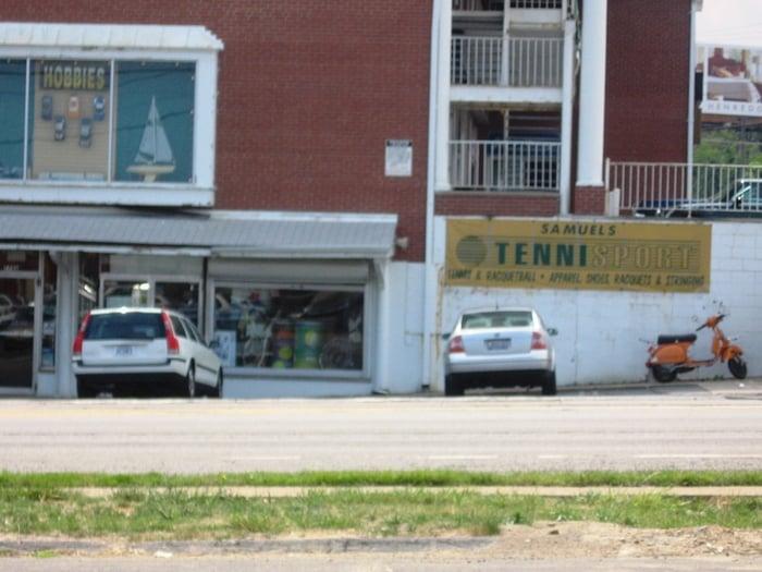 Samuels Tennisport: 7796 Montgomery Rd, Cincinnati, OH