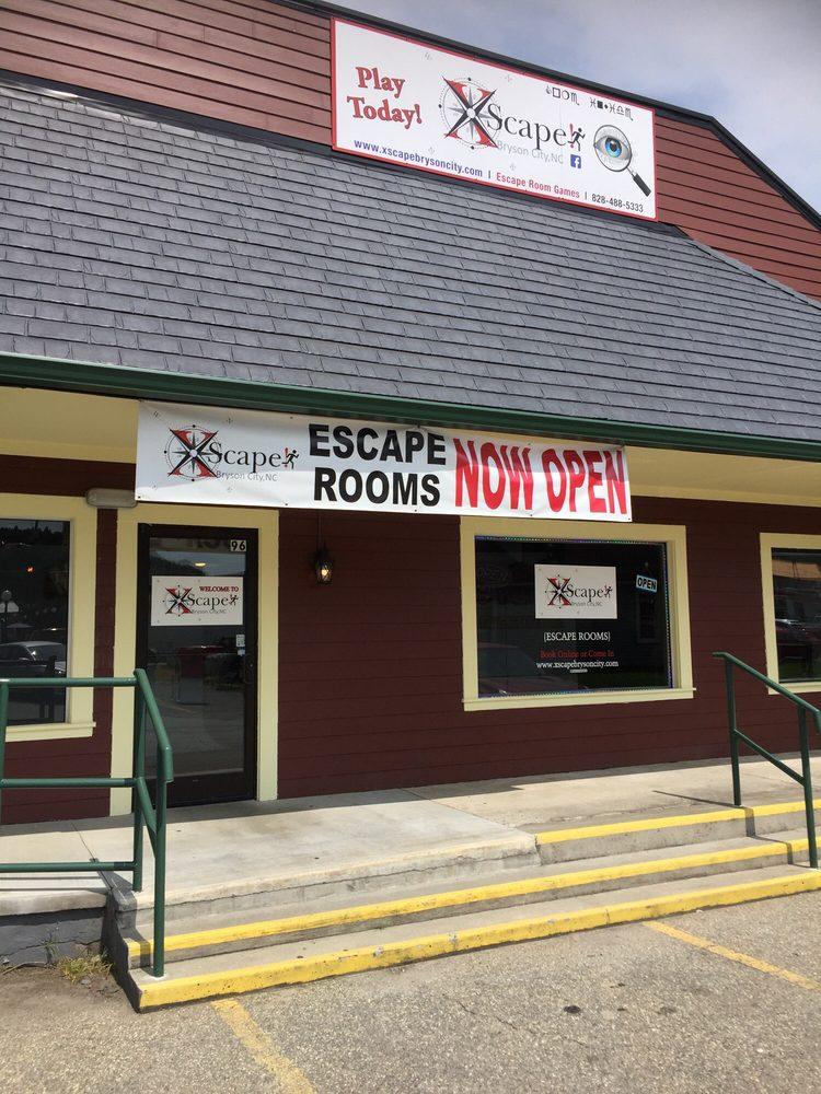 Xscape Bryson City: 96 Greenlee St, Bryson City, NC
