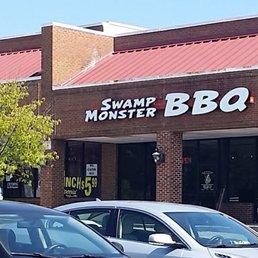 Swamp Monster Bbq Food Truck