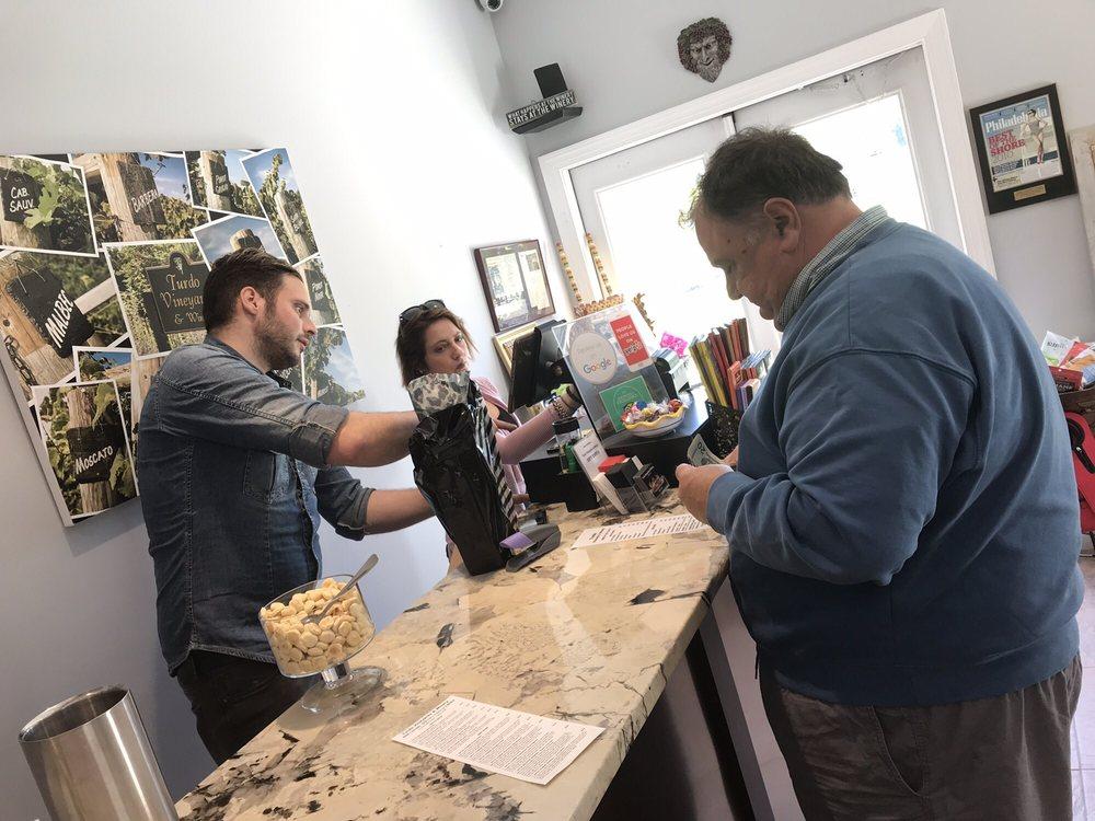 Turdo Vineyards & Winery: 3911 Bayshore Rd, Cape May, NJ