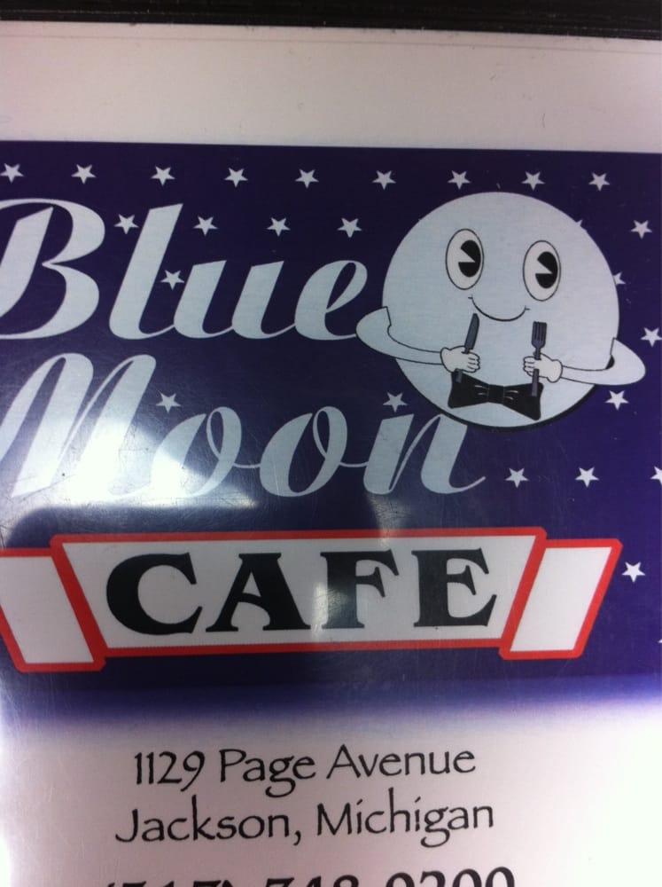 Blue Moon Cafe Jackson Mi