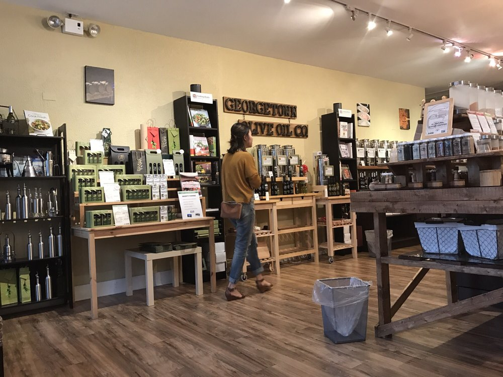 Georgetown Olive Oil Co.: 2910 M St NW, Washington, DC, DC