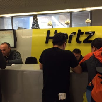 how to return hertz rental car after hours
