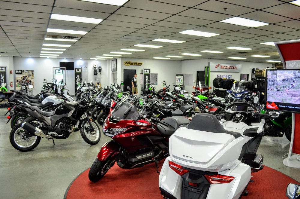 Ridenow Powersports On Rancho