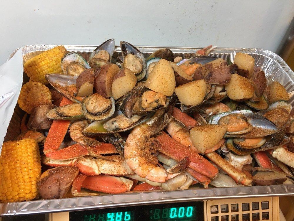 Seafood Restaurants In Forest Park Ga