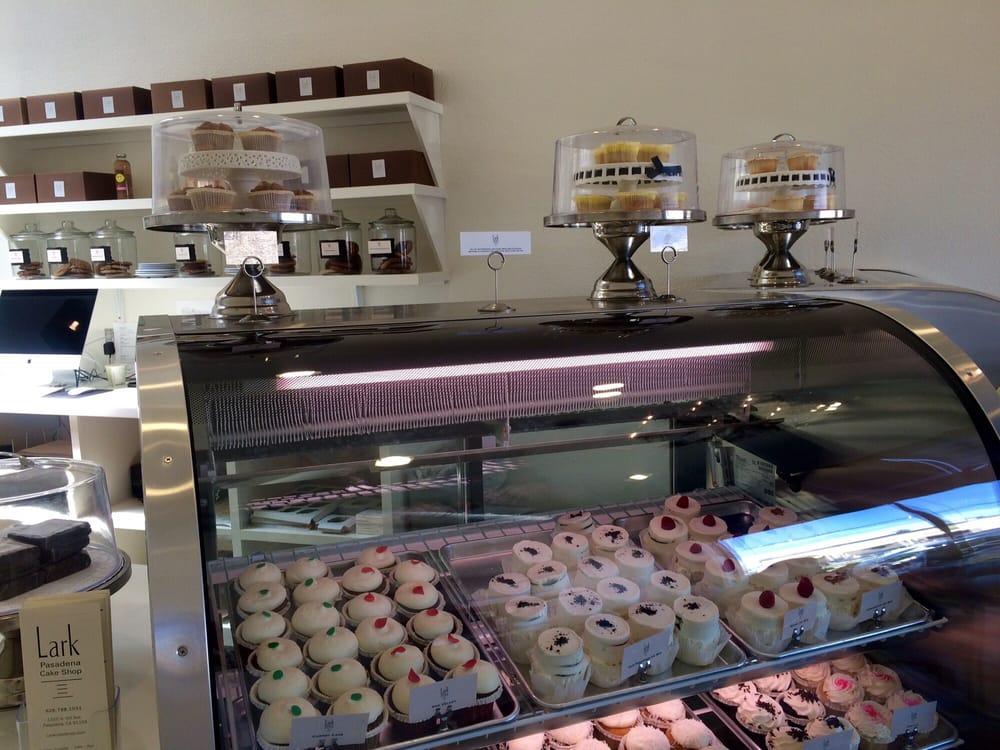 Lark Cake Shop Pasadena Pasadena Ca