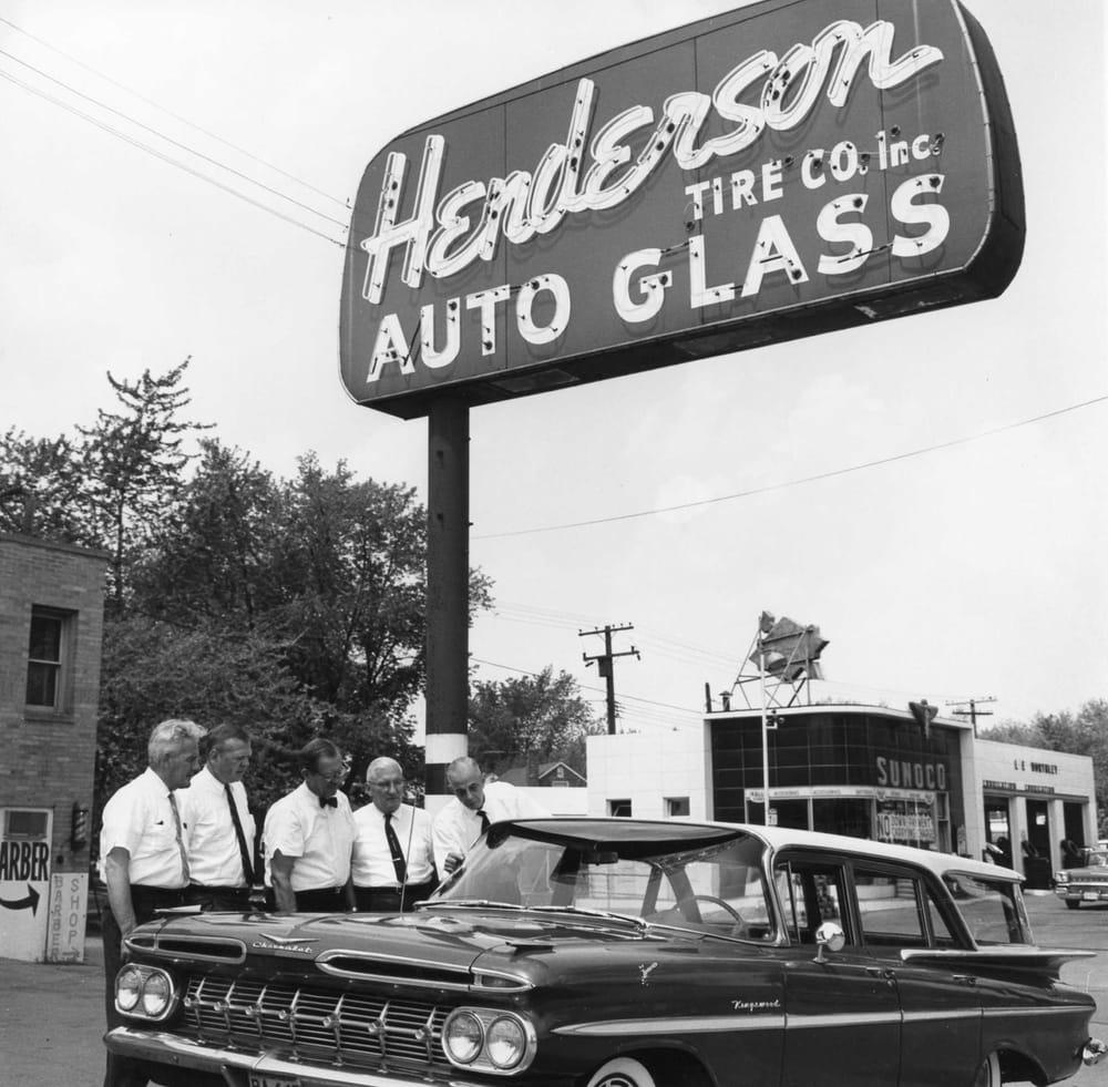 Henderson Glass: 31550 Plymouth Rd, Livonia, MI