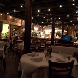 Photo Of Romano S Macaroni Grill Burlington Ma United States Inside Main Dining