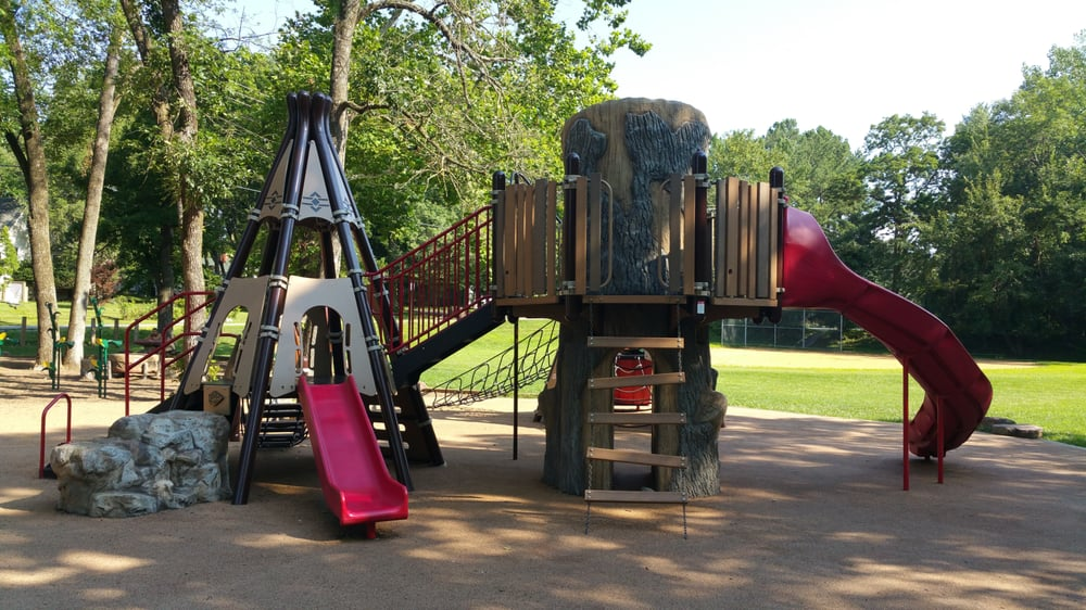 Indian Creek Playground: 56th Ave & Seminole St, Berwyn Heights, MD