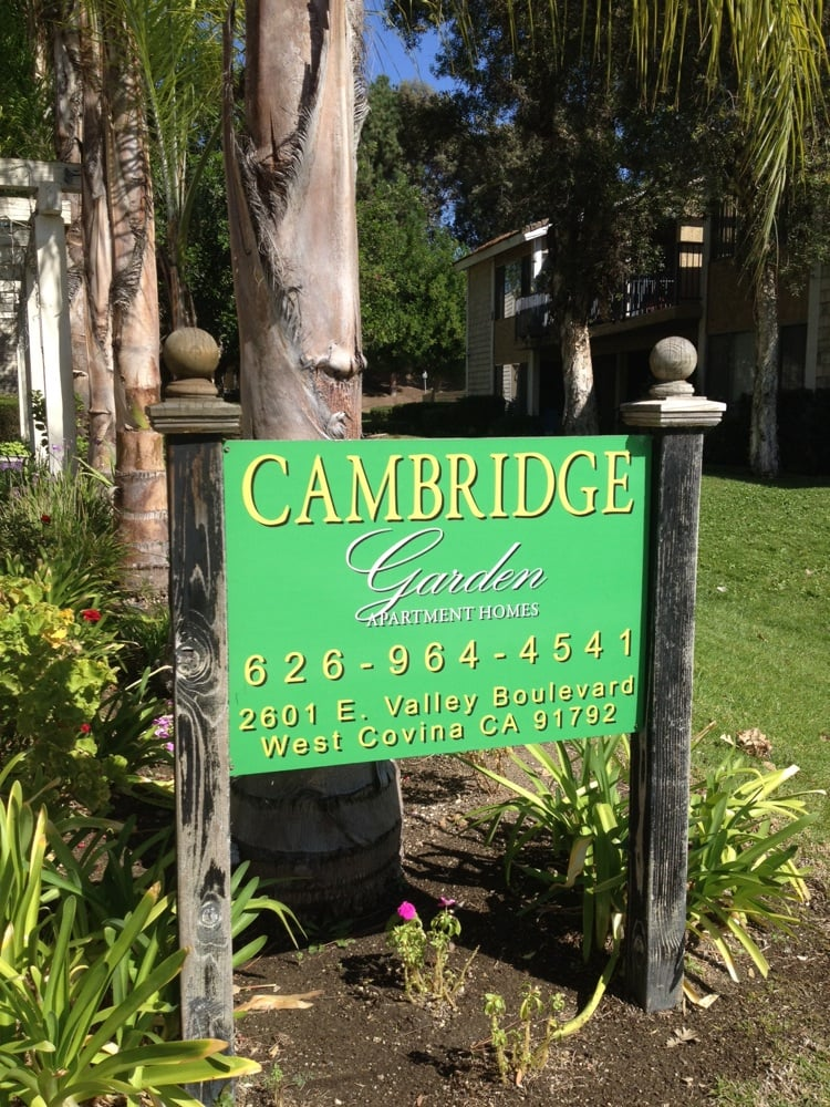 Cambridge Garden Apartment Homes Apartments 2601 E