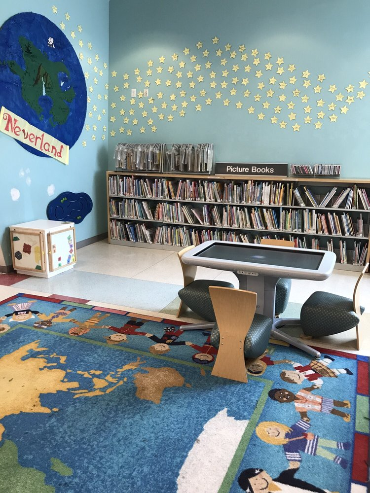 Miami-Dade Public Library System - Kendale Lakes Branch
