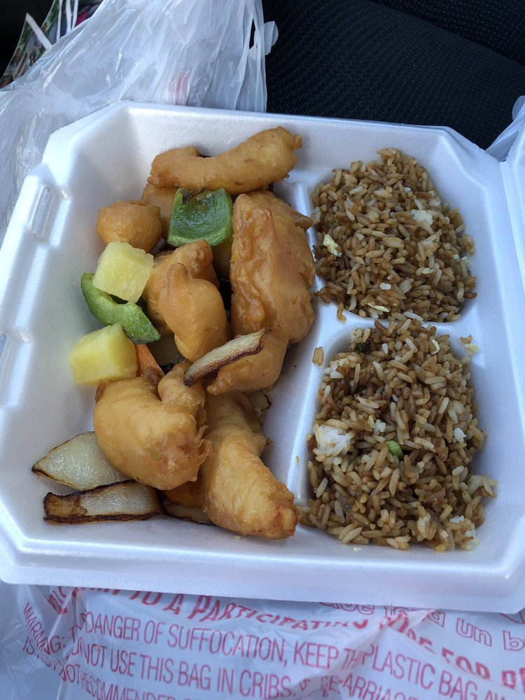 New China Restaurant: 432 W Plaza Dr, Columbia City, IN