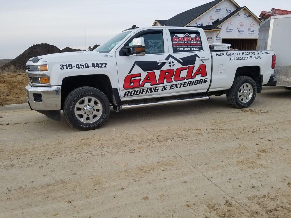 Garcia Roofing & Exteriors: Cedar Rapids, IA