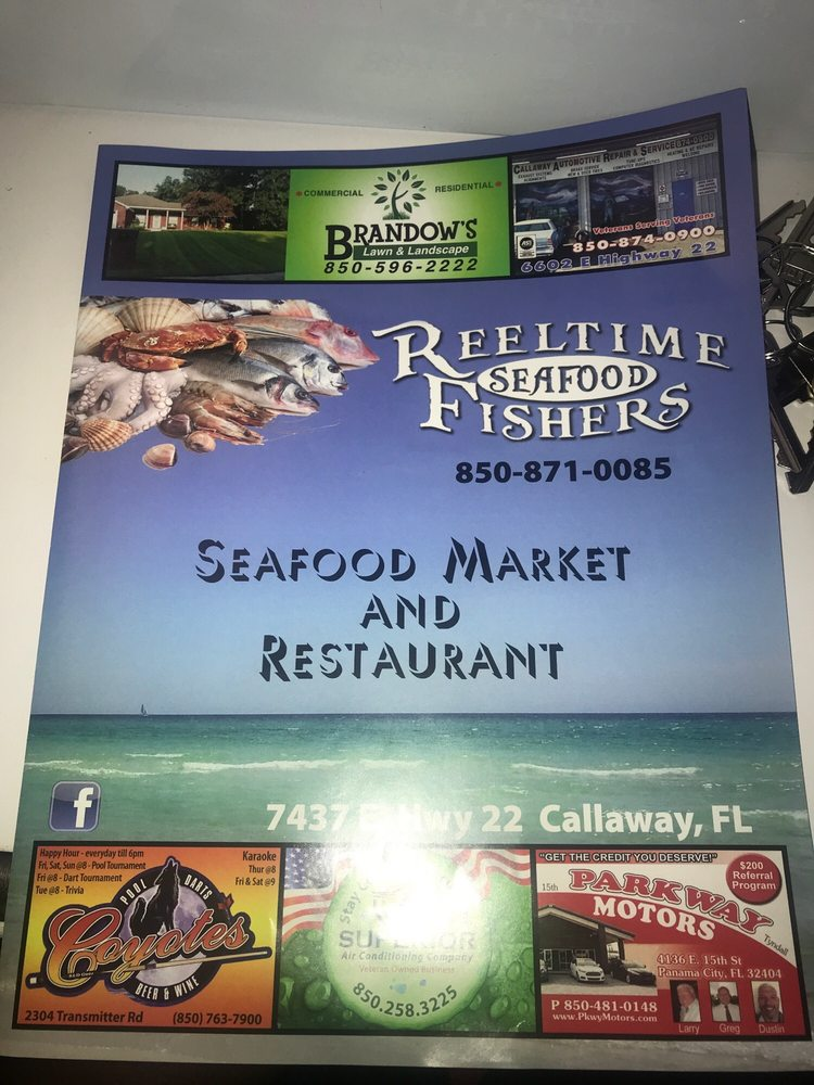 Reel Time Fishers: 7437 E Hwy 22, Panama City, FL