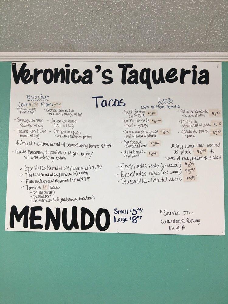 Veronica's Taqueria: 12722 Fm 1406, Old River-Winfree, TX
