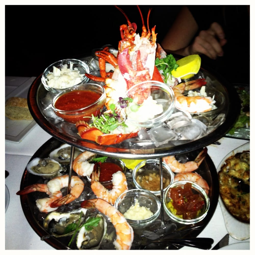 Shellfish tower 68 yelp for Wild fish scottsdale az