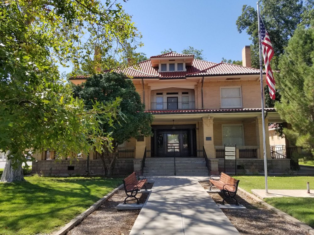 Historical Society For Southeast New Mexico: 200 N Lea Ave, Roswell, NM