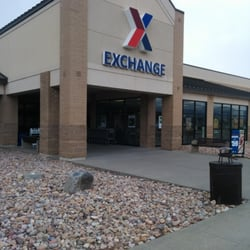 Photo Of Exchange Hill Afb Ut United States Front