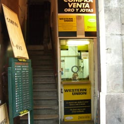 Western union servicios financieros la rambla 50 for Oficinas western union en barcelona