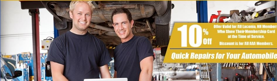 Mike's Quality Car Care: 1145 Union Ave, Laconia, NH