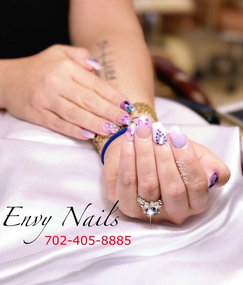Envy Nails & Spa - 136 Photos & 27 Reviews - Waxing - 9130 W Sahara ...
