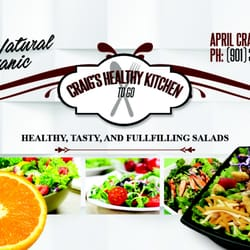 Photo Of Craigu0027s Healthy Kitchen To Go   Southaven, MS, United States. I