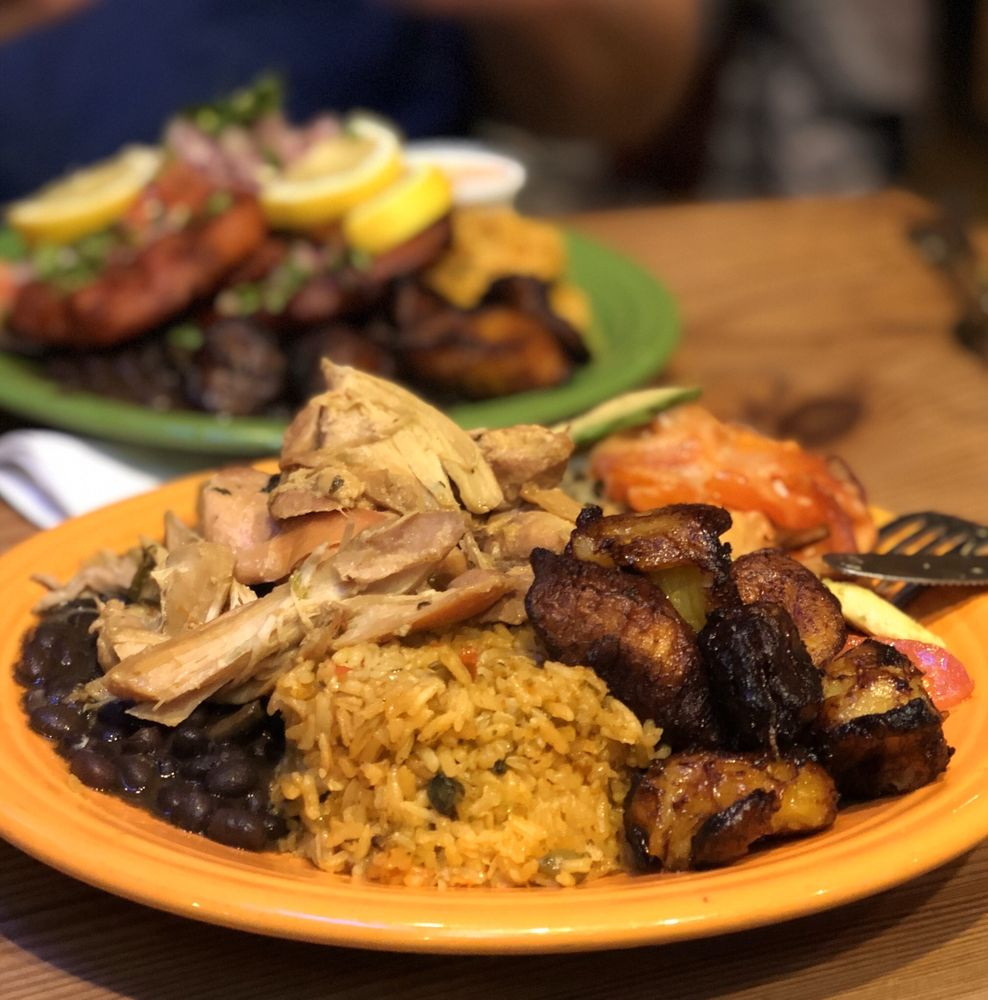El Coqui Puerto Rican Cuisine: 400 Mendocino Ave, Santa Rosa, CA