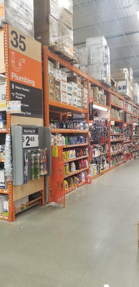The Home Depot: 46261 Cranston Way, Sterling, VA