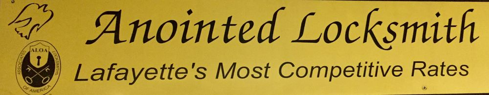 Anointed Locksmith: 2811 Main St, Lafayette, IN