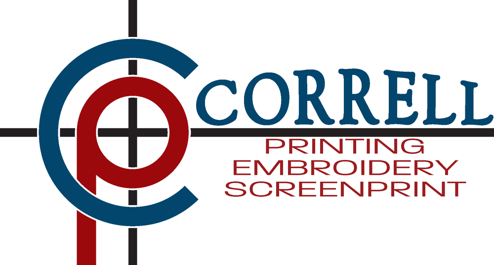 Correll Printing & Beezy Stitch Embroidery