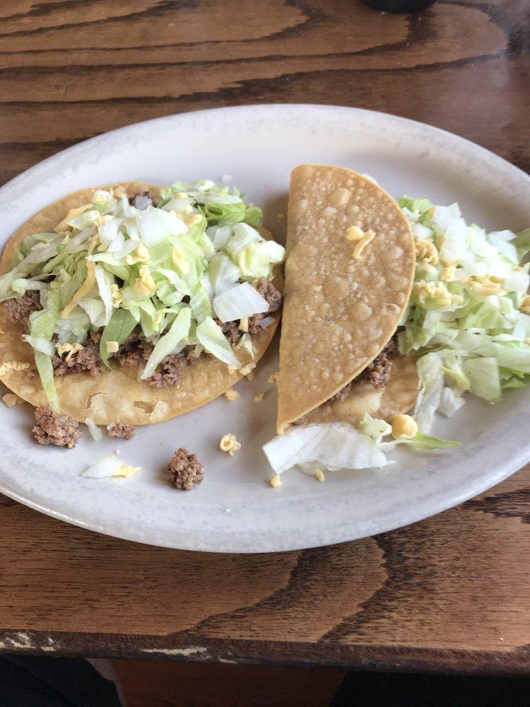 San Luis Tex-Mex: 1017 N Center St, Bonham, TX