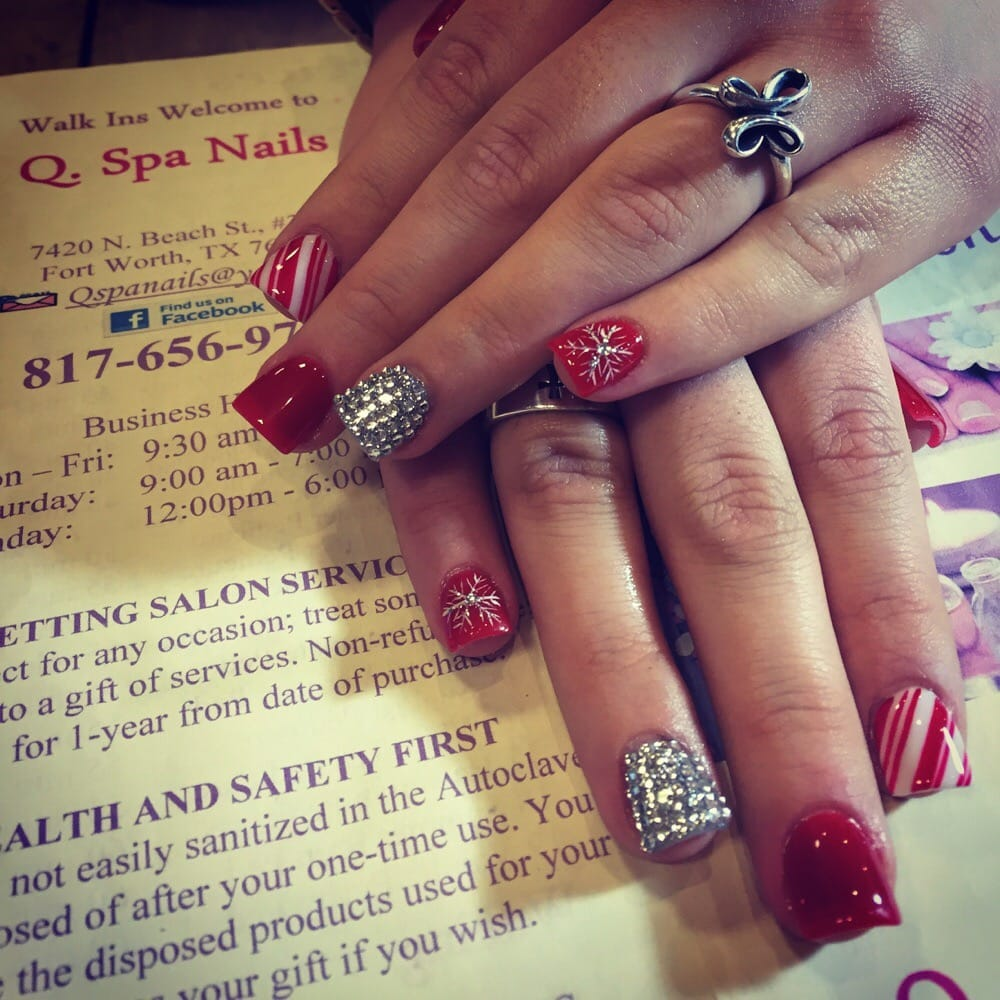 Q Spa Nails Fort Worth