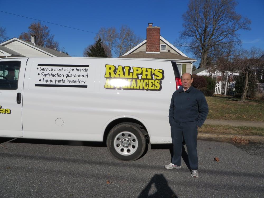 Ralph's Appliances: 2695 Paradise Alley Rd, Felton, DE
