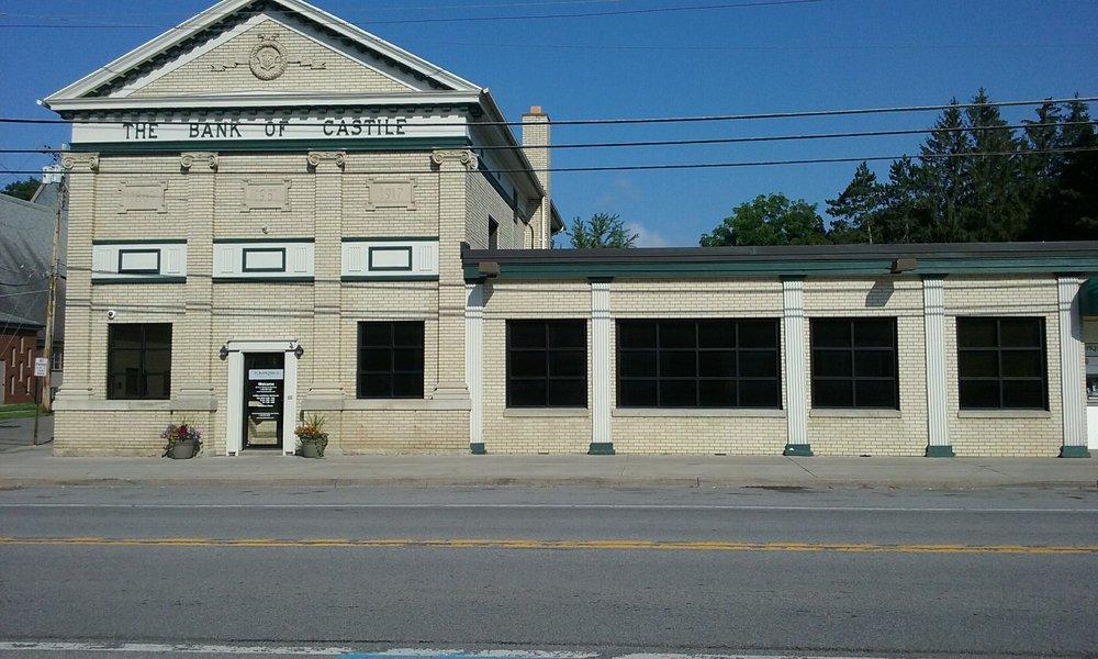 Tompkins Bank of Castile: 50 N Main St, Castile, NY