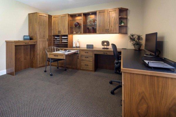 Valet Custom Cabinets Closets 1190 Dell Ave Campbell Ca Interior