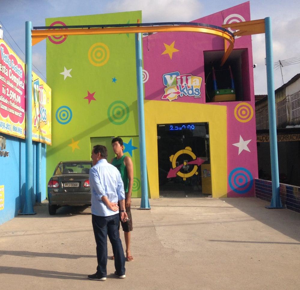 Villa kids buffet infantil venues event spaces rua for Valla infantil carrefour
