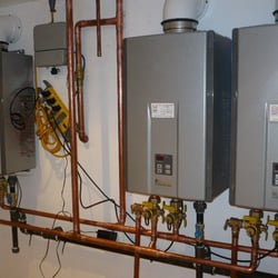 Tankless Hot H2o Systems Water Heater Installation