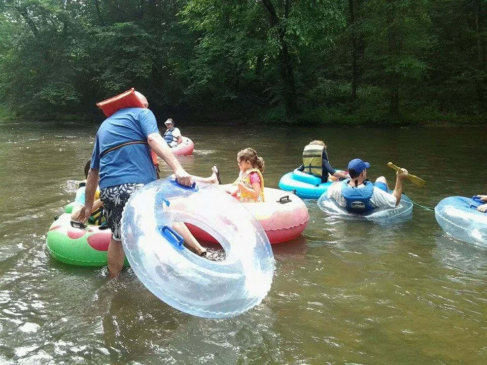 Ellijay River Outfitters: 88 Holt Bridge Rd, Ellijay, GA