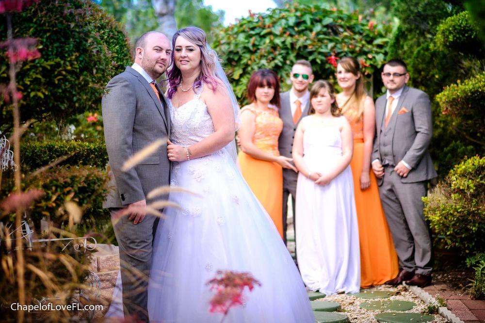 The Little Wedding Chapel - Chapel of Love