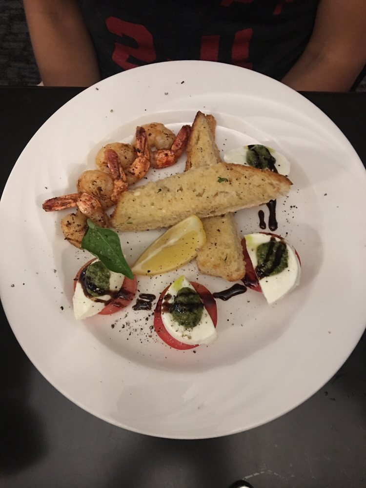 Casa Americo Italian Bistro And Restaurant Menu