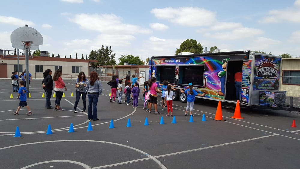 Party On The GoGo Game Truck: 1110 W Foothill Blvd, Azusa, CA